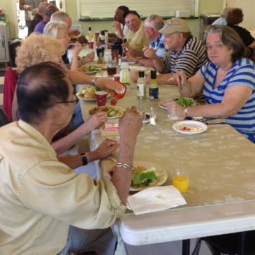 Senior Meal Program