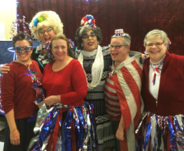 Costumes from Stars & Stripes Bingo