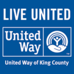 UNITED WAY LOSO IN BLUE